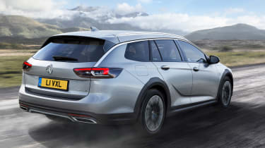 Vauxhall Insignia Country Tourer rear