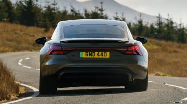Audi RS e-tron GT - rear cornering