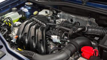 Used Dacia Duster - engine