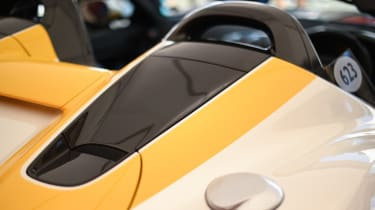 Ferrari SP3JC - buttress Goodwood 2019