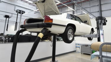 1979 XJS emissions