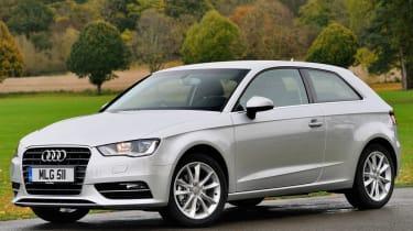 Audi A3 1.6 TDI SE front