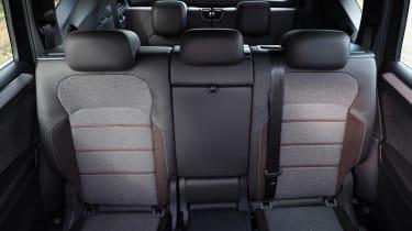 SEAT Tarraco - seats