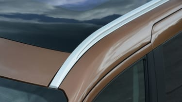 Ford Tourneo Connect roof rails