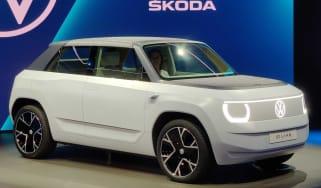 Volkswagen ID Life - Munich front