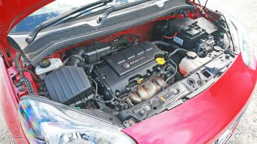 Used Vauxhall Adam - engine
