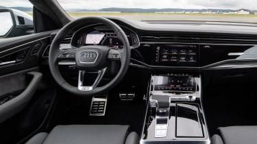 Audi SQ8 - dash