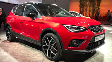 SEAT Arona - reveal front