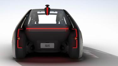 Renault EZ-GO concept - full rear