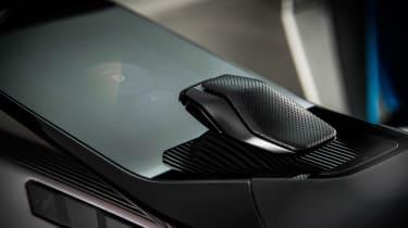 Peugeot Instinct concept - screen
