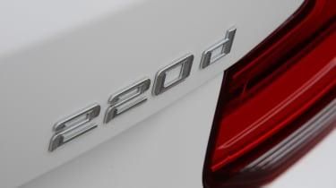 BMW 2 Series - 220d badge