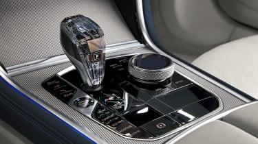 BMW 8 Series Gran Coupe - transmission