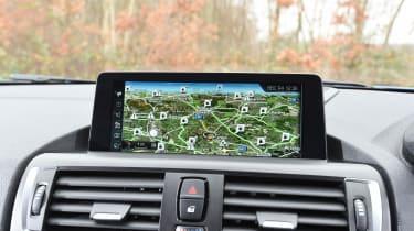 BMW M240i Coupé long term review - sat nav