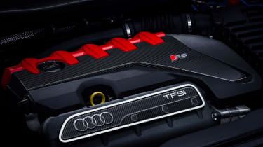 Audi TT RS Coupe - engine