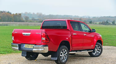 Toyota Hilux Invincible X rear static