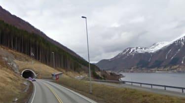 Record breaking roads - Eiksund Tunnel, Norway