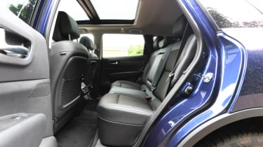Renault Koleos - Rear Seats