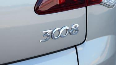 Used Peugeot 3008 - badge