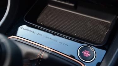 SEAT Leon Cupra R - start/stop