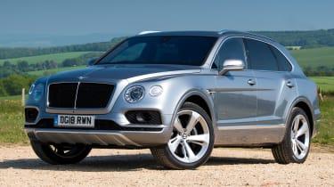 Bentley Bentayga V8 - Front Static