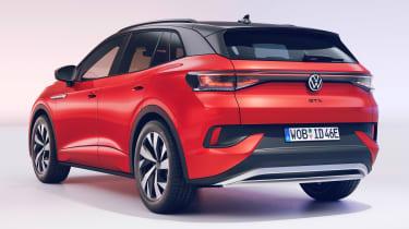 Volkswagen ID.4 GTX - rear