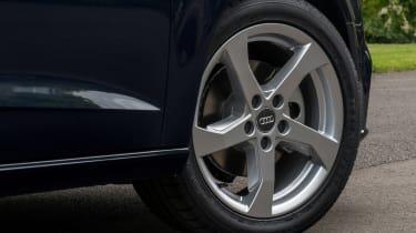 Audi A3 TFSI 2016 - wheel