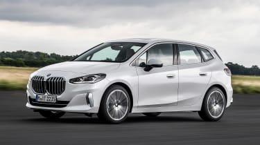 BMW 2 Series Active Tourer - front action