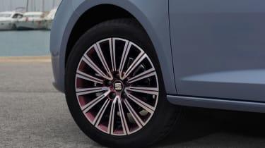 SEAT Ibiza 2015 facelift - wheel