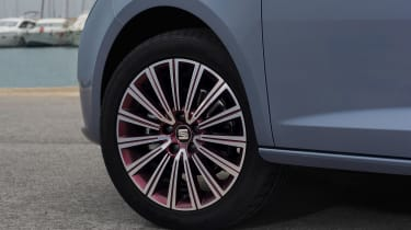 SEAT Ibiza 2015 facelift - wheel