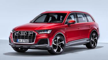 Audi Q7 - studio front