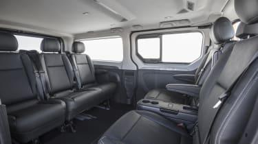 Renault Trafic SpaceClass van - interior