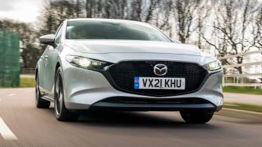 Mazda 3 e-SkyActiv X - full front