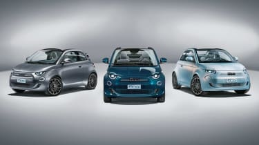 Inside the new Fiat 500: How Fiat electrified the 500 while maintaining its appeal: https://www.autoexpress.co.uk/fiat/500/106228/new-2020-fiat-ev-pics-specs-release-date
