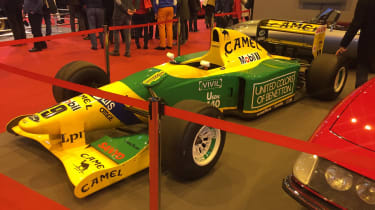 Bennetton - Retromobile