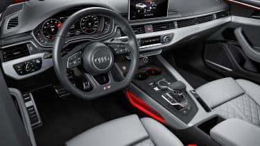 Audi S5 - interiorAudi S5