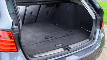 BMW 3 Series Touring - boot space