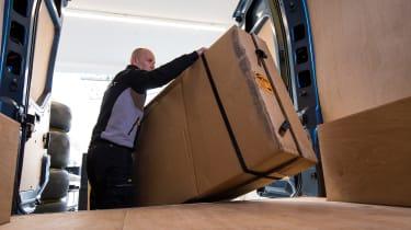 Renault Pro+ vans load bay load
