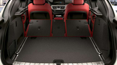 BMW X4 - boot