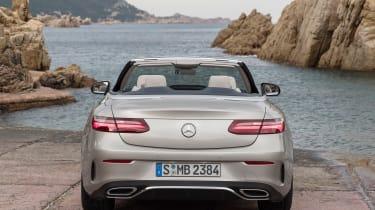 Mercedes E-Class Cabriolet 2017 - AMG Line rear