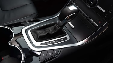 Ford S-MAX long-term - gear selector