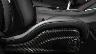 Alfa Romeo Stelvio Quadrifoglio  - seat base