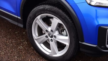 Audi Q2 - wheel