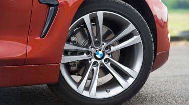 BMW 4 Series - wheel