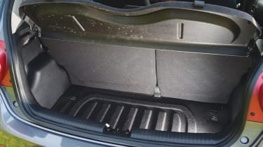 Hyundai i10 - boot