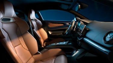 Alpine A110 Legende GT - interior