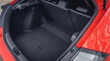Honda Civic diesel automatic hatch boot
