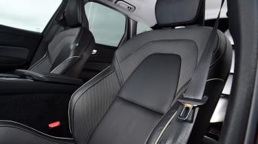 Volvo XC60 - seats