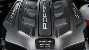 Porsche Macan Turbo Performance Pack - engine