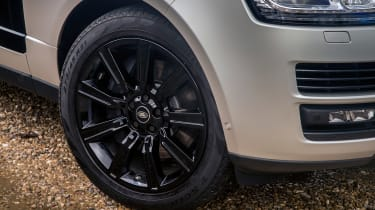 Range Rover Autobiography - wheel detail