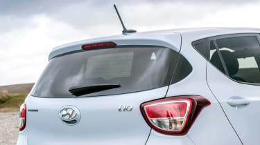 Hyundai i10 Play - rear detail